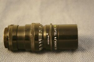 Bell-and-Howell-3-034-Telcate-lens-in-034-C-034-mount