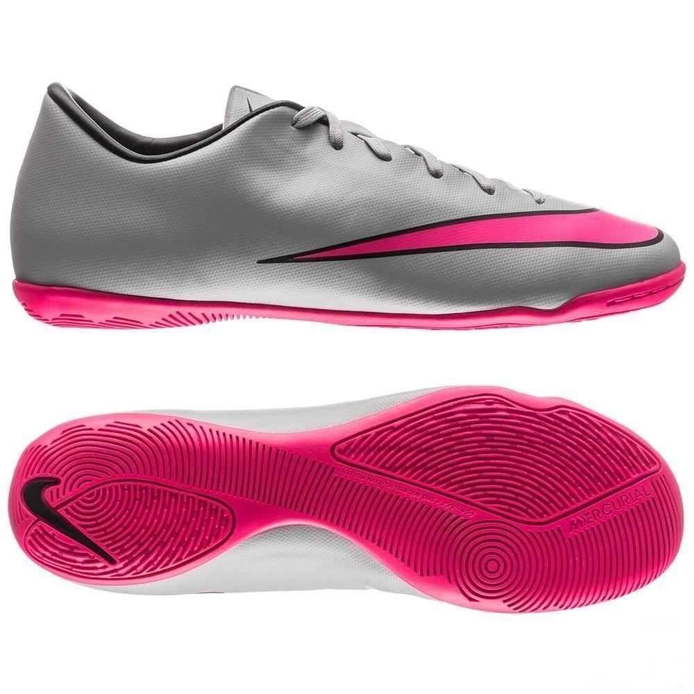 Nike Mercurial Victory V  Ic Fútbol Indoor Fútbol CR7 Zapatos gris Lobo   Negro  Para tu estilo de juego a los precios más baratos.