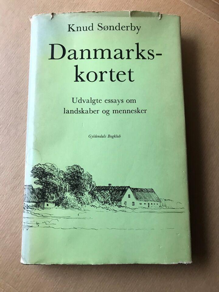 Danmarkskortet, Knud Sønderby, genre: noveller
