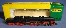 MINITRIX 2051 Dampflok BR52 1234 Wannentender Spur N OVP Steam Locomotive C171