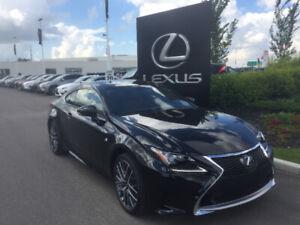 2016 Lexus RC 350 FSPORT 2 Series