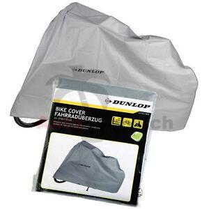 Dunlop-velo-plinthes-bache-scooter-velomoteur-FULL-COVER-HOUSSE-Housse-de-protection-velo