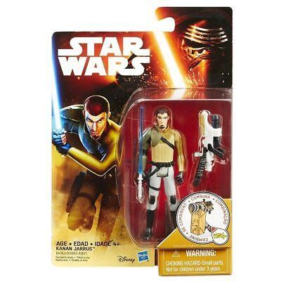 """Star Wars Rebels 3.75"""" Figurine Désert Mission Kanan Jarrus Asst. B3963 B4183"""