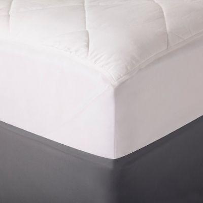 California King Serta Waterproof Triple Protection Mattress Pad White
