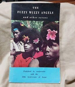 WW2-FUZZY-WUZZY-ANGEL-50TH-ANNIVERSARY-OF-ANZAC-BOOK