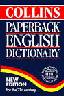 Collins Paperback Dictionary by HarperCollins Publishers (Paperback, 1995)
