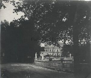 Villa Doria Pamphilj Roma Italia Foto Fai Vintage Ca
