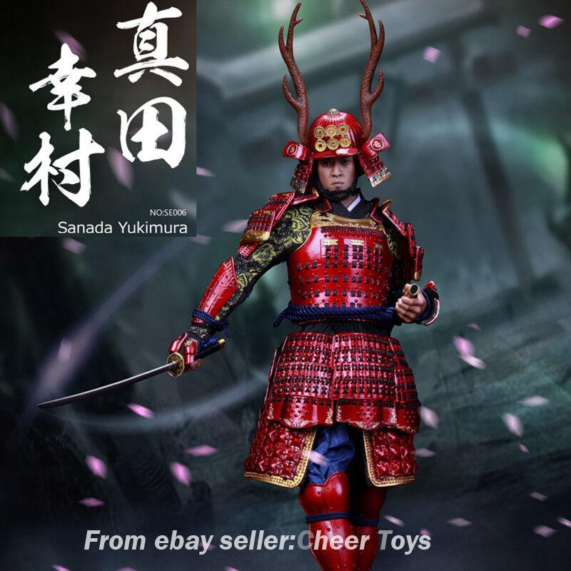 COOMODEL No.Se006 1 6 serie de los imperios de Japón de los Estados Combatientes de Sanada Yukimura