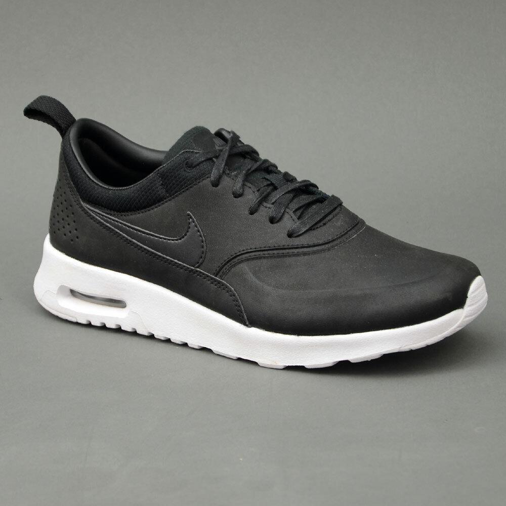 Nike WNS NIKE AIR MAX THEA Leather  NERO Nero mod.616723 -007  per il commercio all'ingrosso