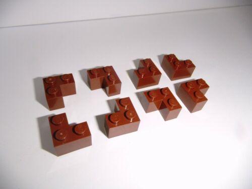 en marron de 4727 7419 4476 7144 2357 8 clé de voûte//angle 2x2x1 LEGO