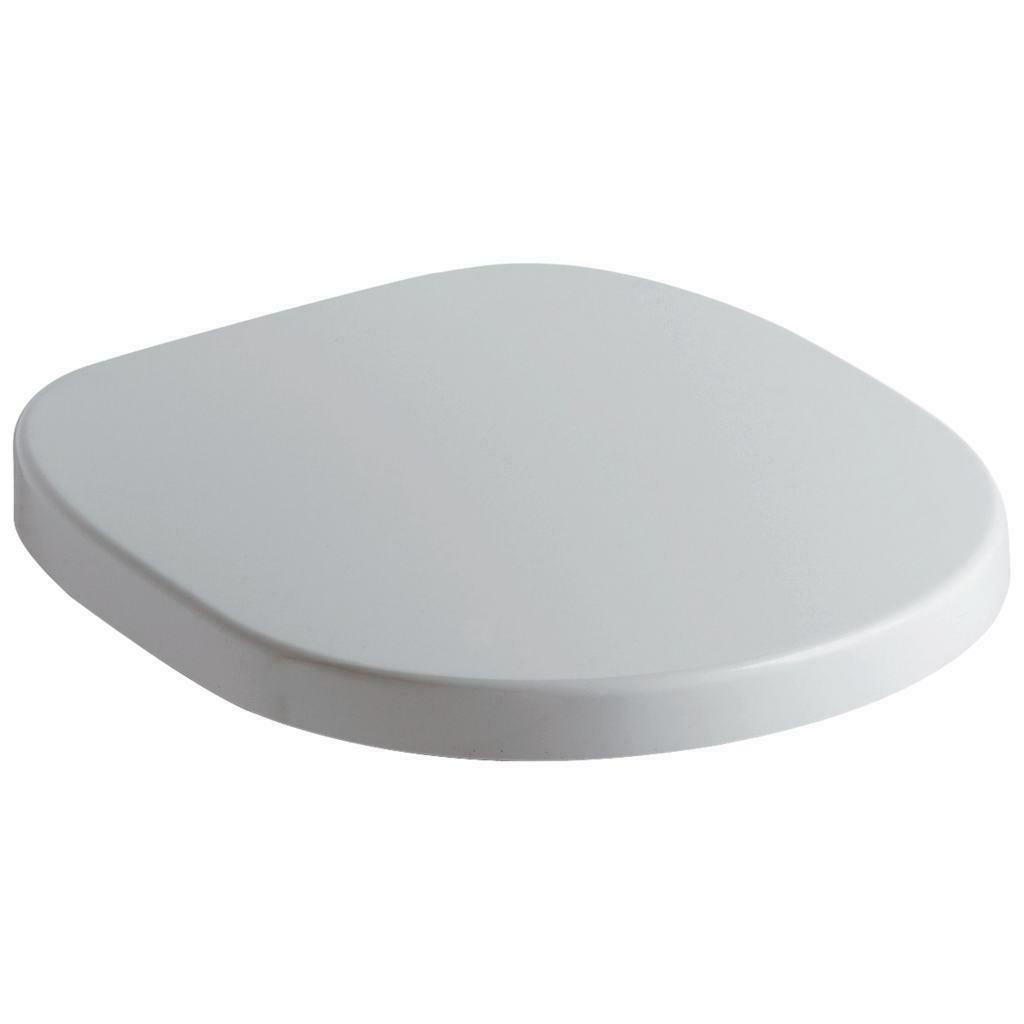 Idéal Standard Concept Siège & Cover E791801 Blanc Free Courier & TVA Incluse