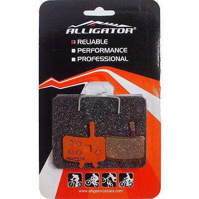 Gatorbrake MTB Semi-Metallic Disc Brake Pads AVID Elixir Alligator