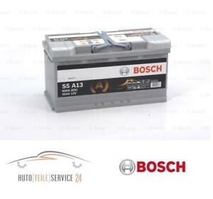 bosch original 12v 95 ah 850a agm batterie start stop. Black Bedroom Furniture Sets. Home Design Ideas