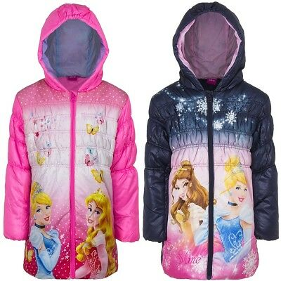 Girls Coats Disney Doc Mcstuffins 2-6 Years Old