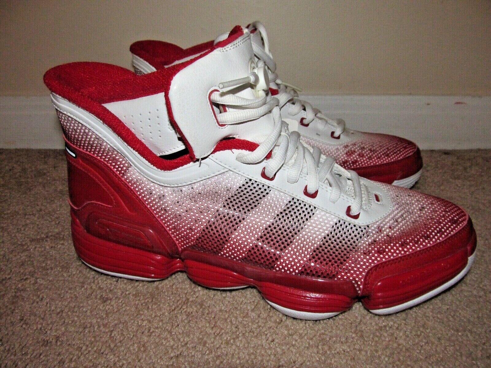 8a483740881 Para Hombre De Cuadros Rojos TS calor Adidas Zapatillas Tamaño EE. UU. de  10.5 balpax6454-zapatos nuevos