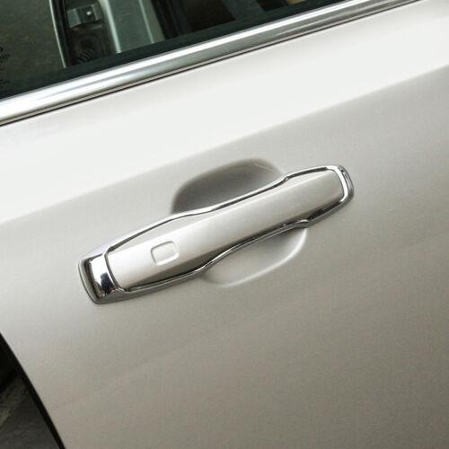 Car Door Handle Frame Cover Trim ABS plastic Chrome for Volvo XC60 S90 V90CC 18