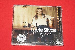 Lucie-Silvas-Last-Year-Audio-CD-Single-Brand-New-Sealed