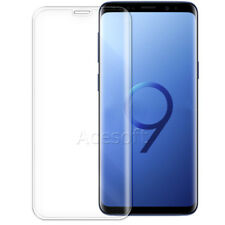 Screen Protector 3d Curved Tempered Glass for Samsung Galaxy S9 Plus