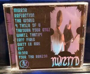 Twiztid - Mirror Mirror CD 2nd Press Psy-4010 insane clown posse dark lotus icp