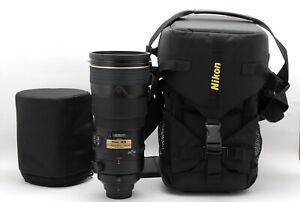 """Nikon AF-S VR Nikkor 300mm f/2.8 G IF-ED Teleobjektiv """"N MINT"""" aus Japan e586"""