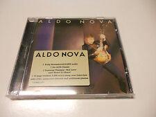 """Aldo Nova """"Same"""" Rock Candy Records reissue cd 2012"""