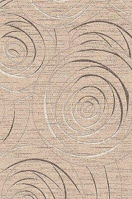 Teppich modern naturfarben strapazierfähig Agnella ECO Venti kardamom s1