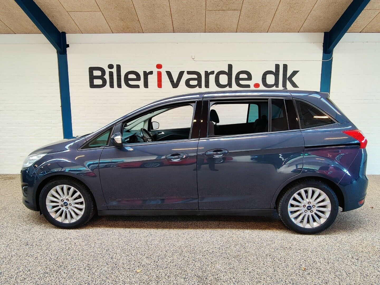 Ford Grand C-MAX 1,6 Ti-VCT 125 Trend 5d - 104.567 kr.
