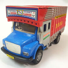 Telco Truck Toy, Pull Back Car for Kids Gift, baby, Diecast, Blue