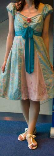 Enchanted Giselle curtain dress Secret Honey Disney ladies Highquality limited