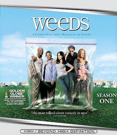 Weeds - Season 1 (Blu-ray Disc, 2007-Mary-Louise Parker-FREE SHIPPING IN  CANADA