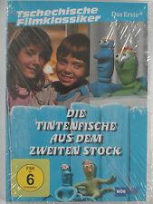 Die Tintenfische aus dem zweiten Stock - TV Serie aus Tschechien, Kinder, Ferien