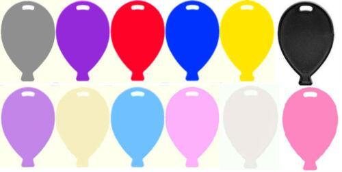 10 Plain Polka Dot Pearl Heart Shape Balloons Foil baloon Ribbon BALLOON WEIGHT