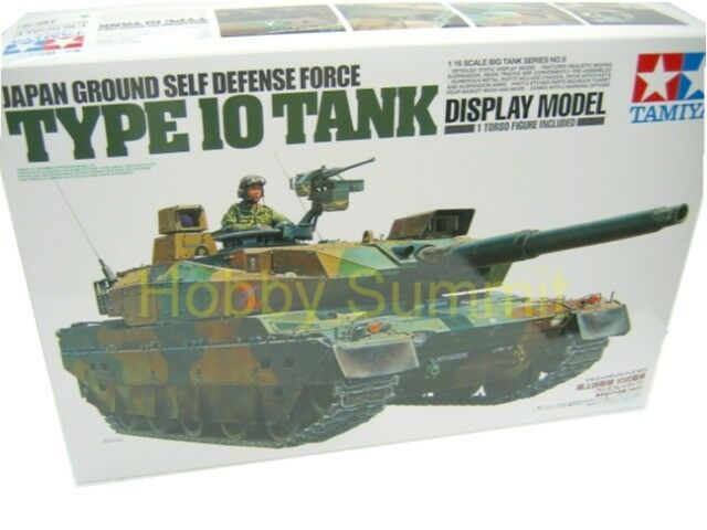 36209 Tamiya 1 16 TYPE 10  Japamese JGSDF  Modern  Main Battle Tank  Kit  NEW