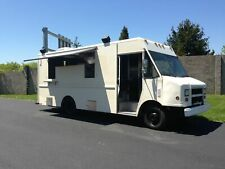 Chevrolet P30 Barbecue Food Truck Mobile Kitchen For Sale In Pennsylvania