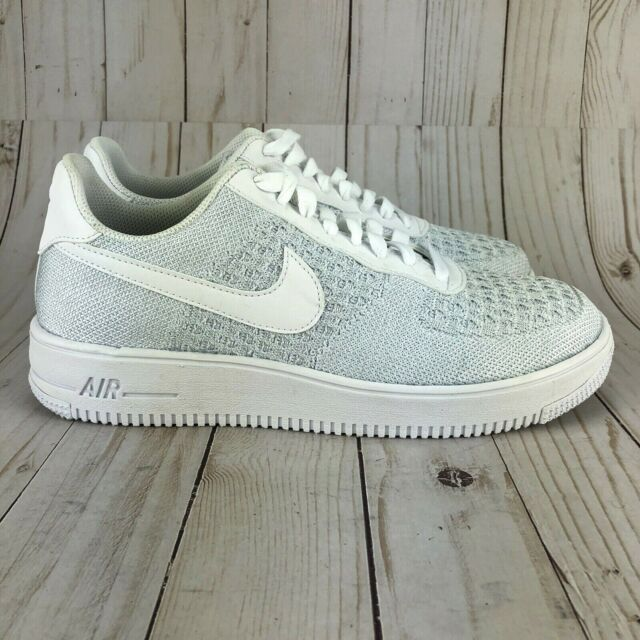 Size 7 - Nike Air Force 1 Flyknit Low 2.0 Pure Platinum 2019 for ...