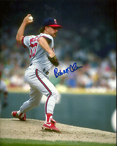 Angels Pitcher BOB McCLURE Signed 8x10 Photo #1 AUTO - California, Anaheim