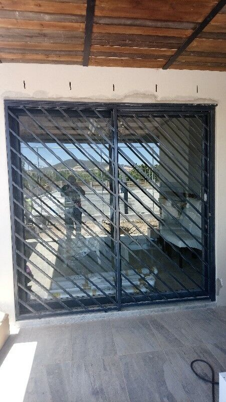 sliding door gates