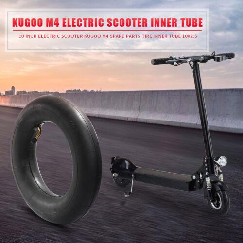 10 x 2,5cm Domybest Elektroroller Elektroreifen Gummi für Elektroroller Kugoo M4