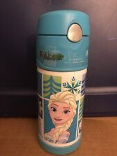Disney Frozen Anna Elsa Olaf Thermos & Food Storage Container Set