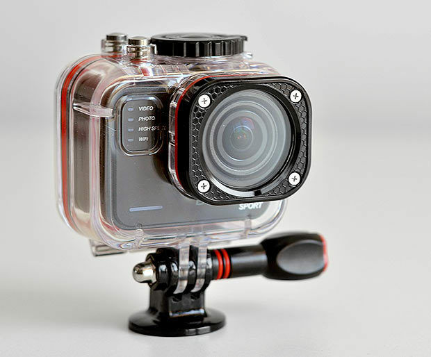BlackVue SC500 Sport Action Camera Full HD Waterproof 12m App for Android  IOS
