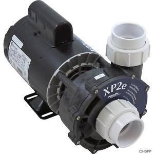 Cal Spa Hot Tub Pump Power-Right 5.0HP 230V 2-Sd 2