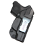 Concealed-Carry-IWB-Gun-Holster-for-Ruger-LCP-380-Black-Polymer-Inside-Waistband thumbnail 1