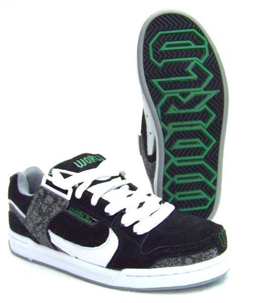 41 US 8 Sneaker Schuhe Sportschuhe World Industries Shoes VANDAL Gr