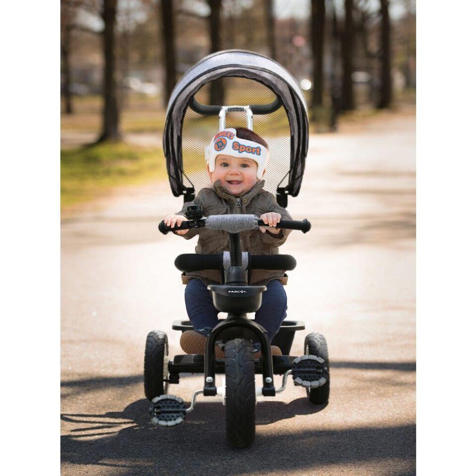 Unisex børnecykel, trehjulet, Fascol