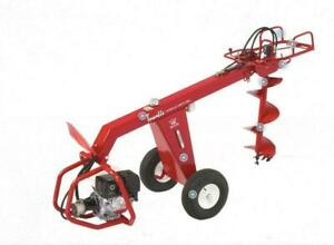 HOC HYDTB11H TOWABLE HYDRAULIC AUGER + 1 YEAR WARRANTY + FREE SHIPPING Canada Preview
