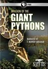 Nature Invasion of The Giant Pythons 2016 DVD