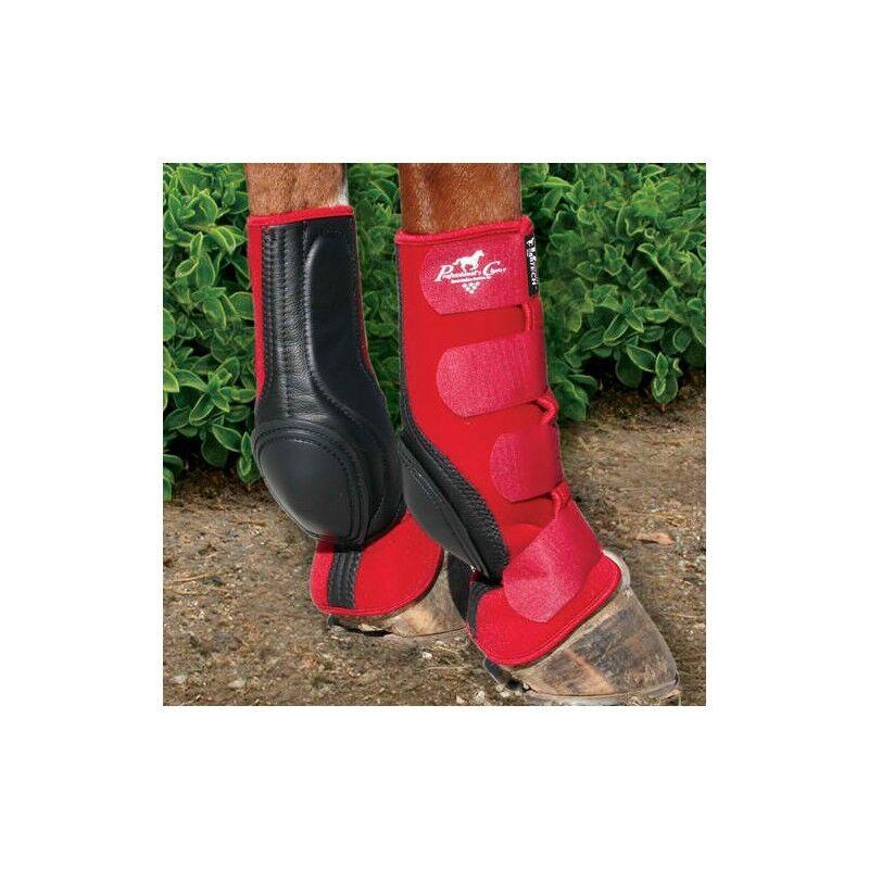 Skid botas Pro Choice - Slide-Tec rojo