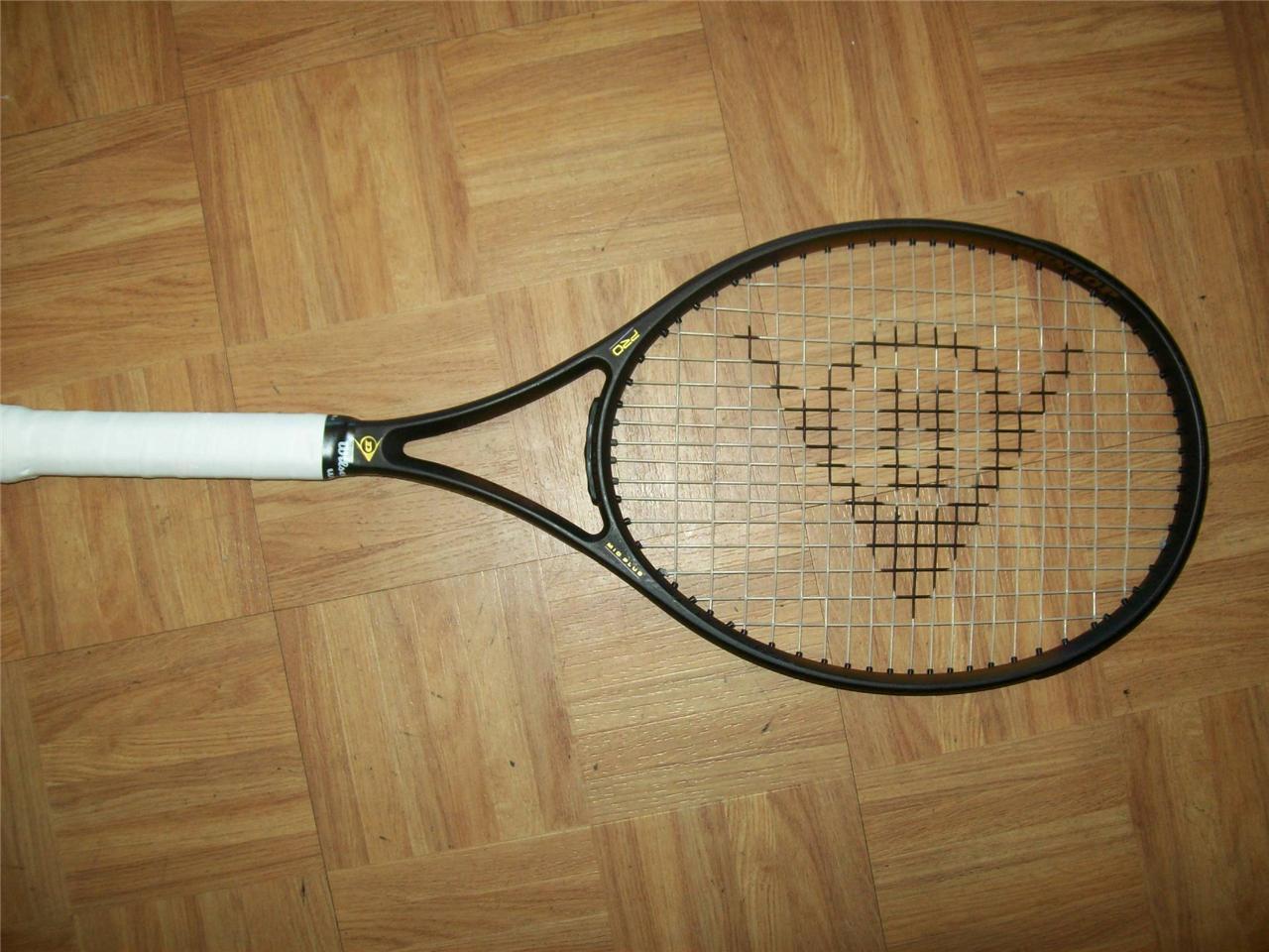 Dunlop Pro Revelation Midplus 95 4 1/4 grip grip 1/4 Tennis Racquet bd7db4