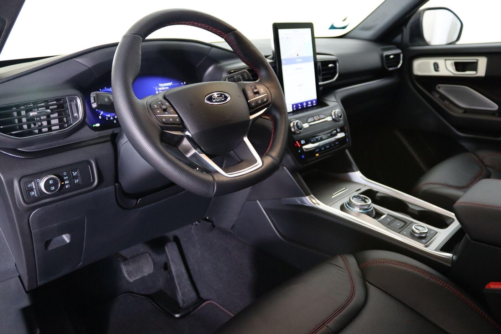 Ford Explorer 3,0 PHEV ST-Line aut. - billede 6