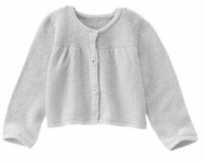 18-24 MTHS NEW GYMBOREE Dressy  Crop Black  Cardigans  SWEATERS  NWT 12-18  MTH